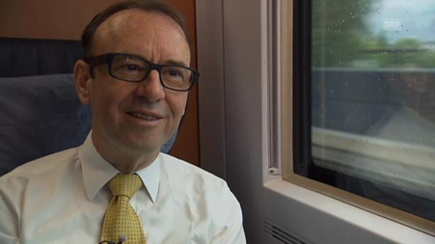 Video «Hans Jakob Roth über Wirtschaftsaspekte» abspielen