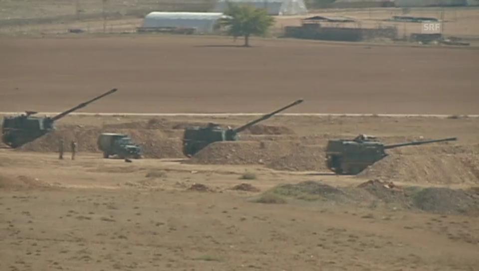 Kobane steht vor einer Grossoffensive