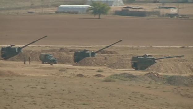Video «Kobane steht vor einer Grossoffensive» abspielen