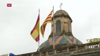 Video «Massnahmen gegen Katalonien» abspielen