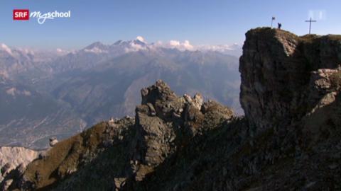 Berge der Schweiz: Illhorn (3/3)