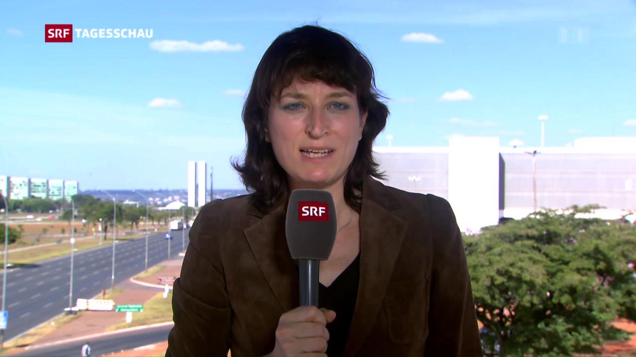 Karen Naundorf über Michel Temer