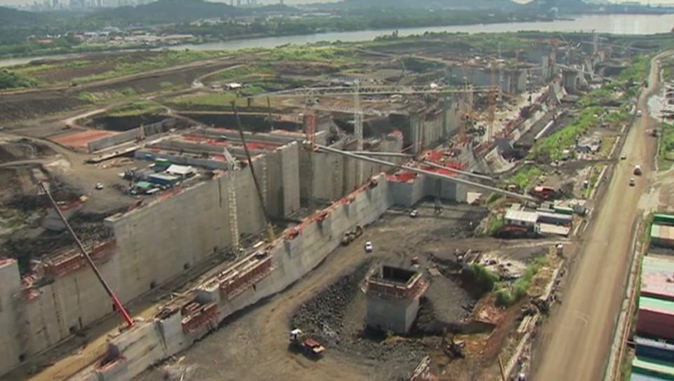 Ausbau des Panama-Kanals: Verzögerungen beim Jahrhundert-Projekt
