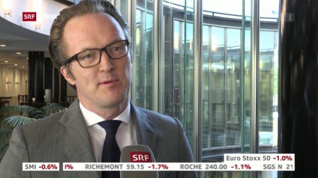 Video «SRF Börse vom 09.09.2016» abspielen