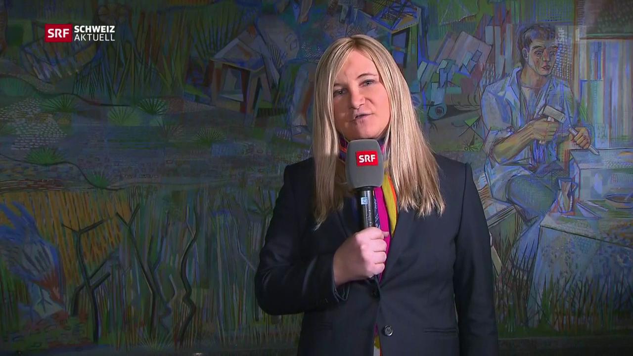Valentina de Vos zur Grossrats-Debatte