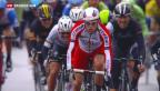 Video «Cancellara wird Zweiter in Mailand» abspielen