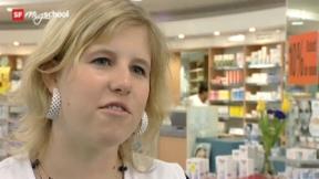 Video «Berufsbild: Pharma-Assistentin EFZ » abspielen