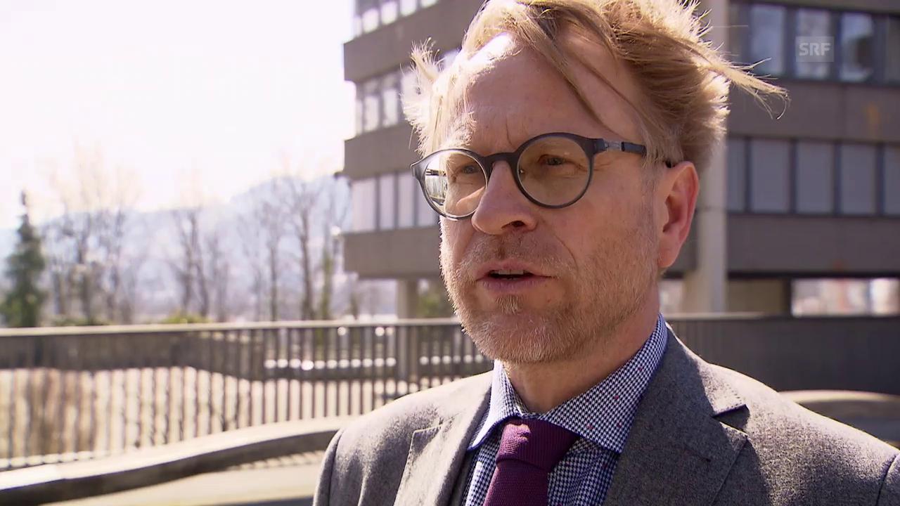 André Marty: «Dieses Verfahren richtet sich nicht gegen die Ruag»