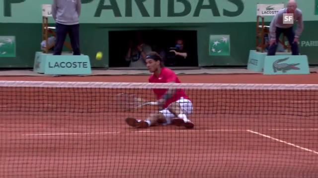 French Open: Rafael Nadal - David Ferrer