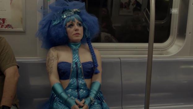 Video «Trailer zu «Sleepless in New York»» abspielen