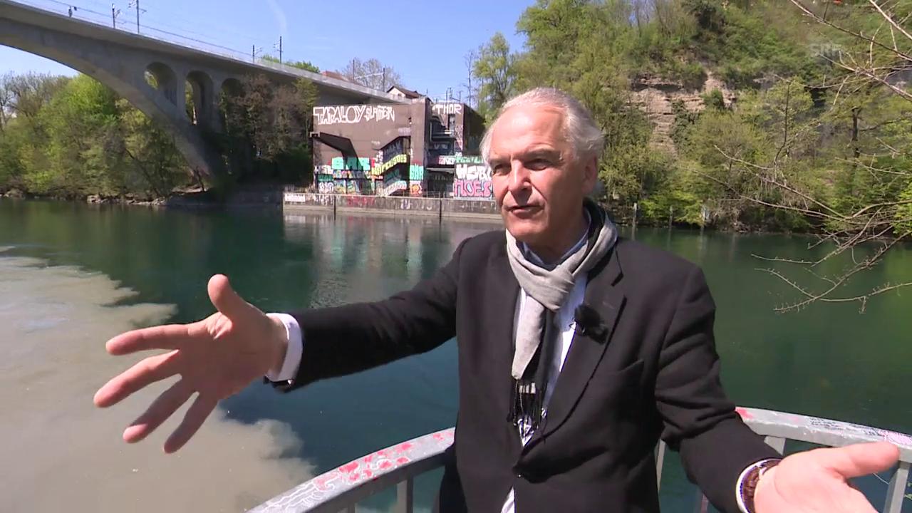 Rémy Pagani – Stadtpräsident von Genf