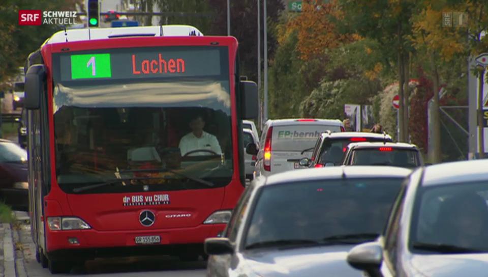 Knatsch um den Churer Stadtbus