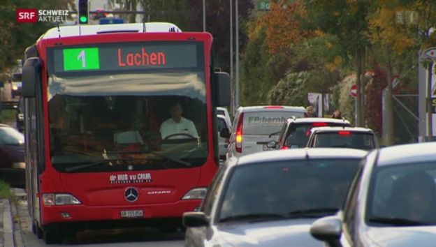 Video «Knatsch um den Churer Stadtbus» abspielen