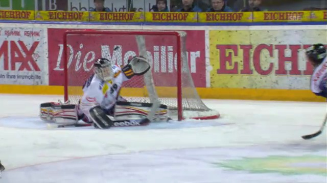 Highlights Zug - Bern («sportlive»)