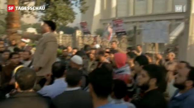 Ägyptens Verfassungsgericht stellt Arbeit ein
