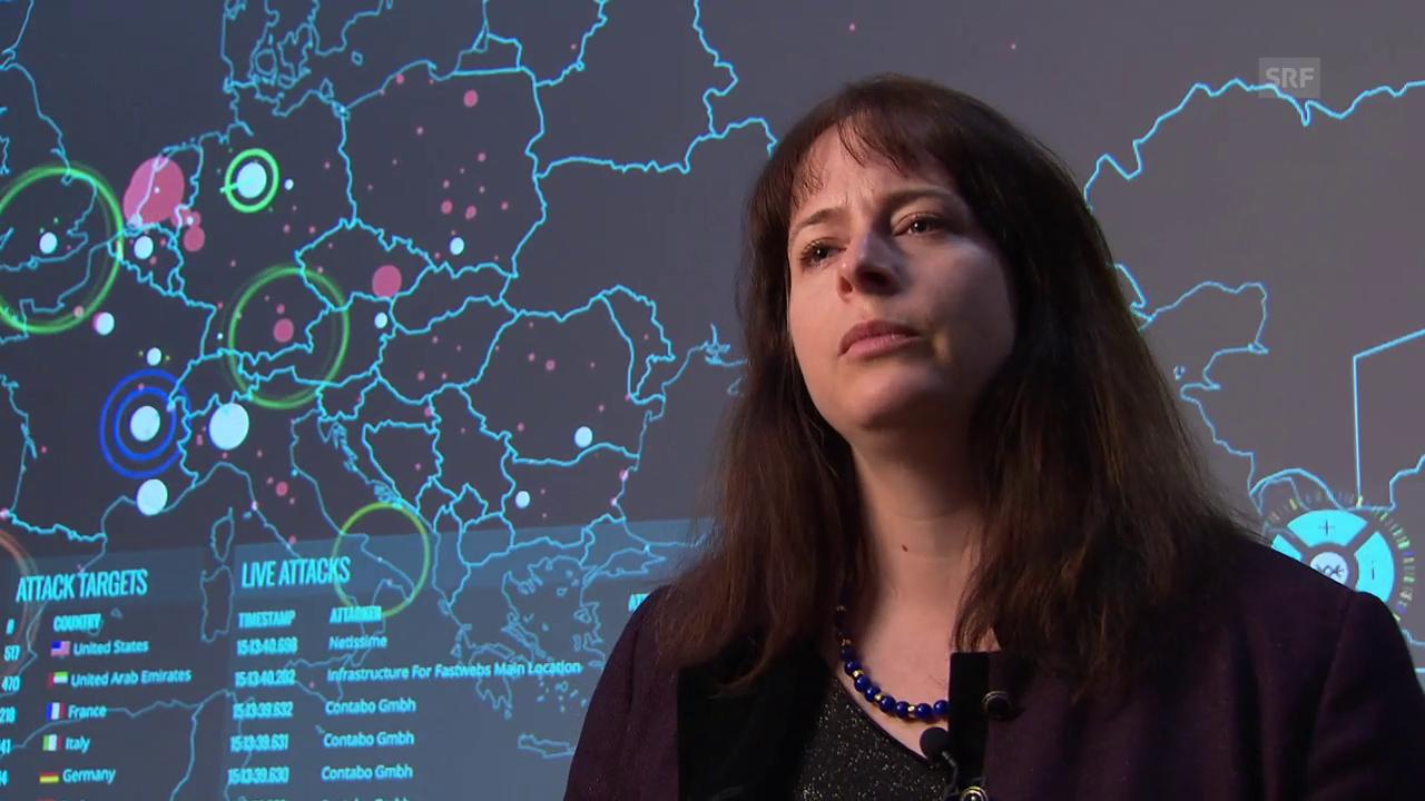 Myriam Dunn Cavelty: Russische Hackerangriffe auf Macron sind möglich