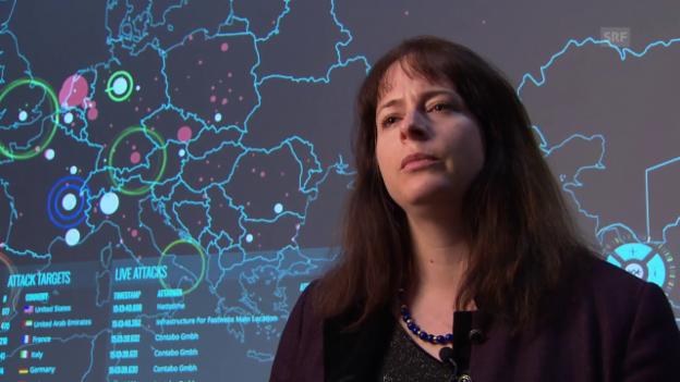 Video «Myriam Dunn Cavelty: Russische Hackerangriffe auf Macron sind möglich» abspielen