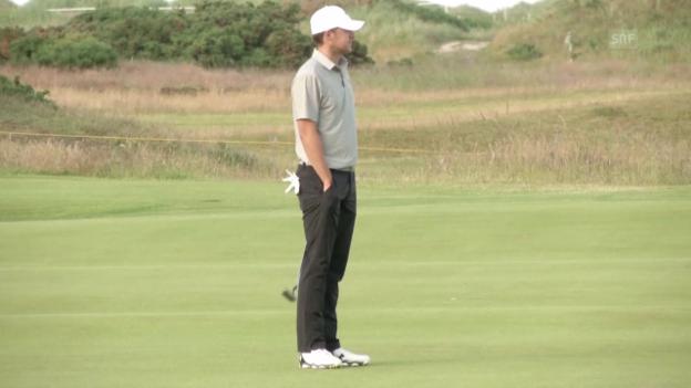 Video «Golf: Jordan Spieth greift nach Rekord» abspielen