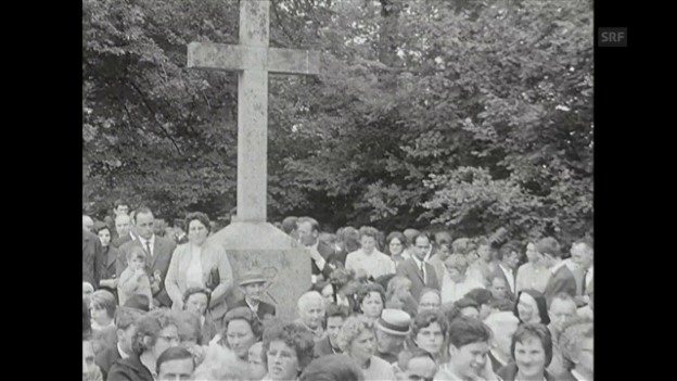 Video «Isola Sacra – Ufenau (4. Juli 1965)» abspielen