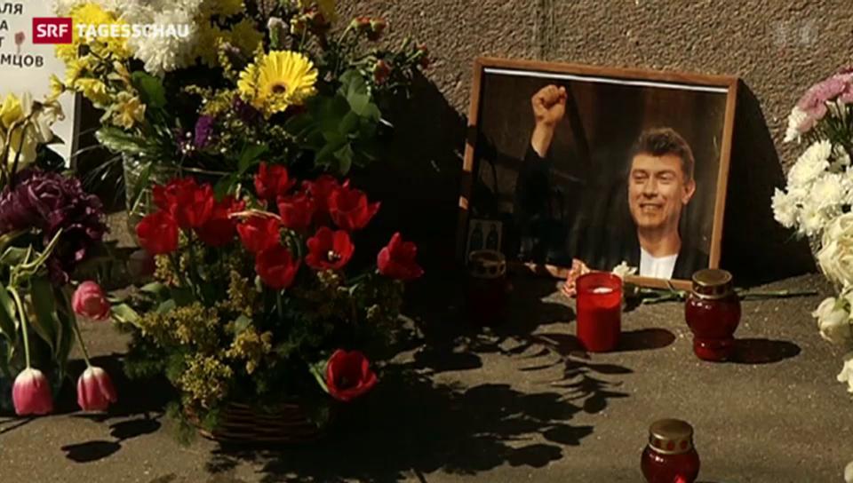 Nemzow-Bericht prangert Kreml an