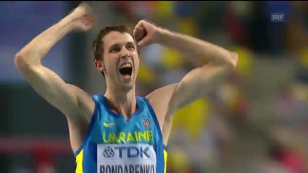 Video «Bogdan Bondarenko - der Überflieger der Saison» abspielen