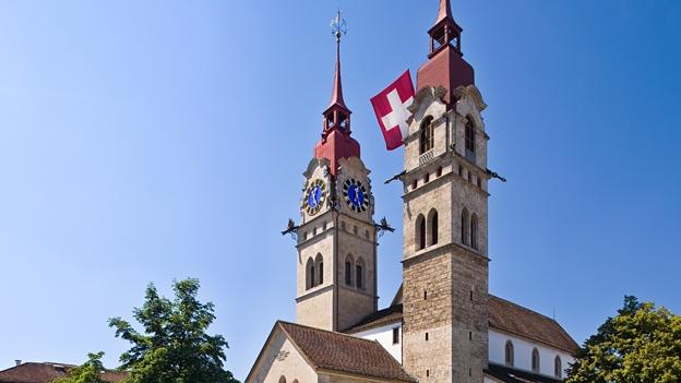 Glockengeläut der Stadtkirche in Winterthur