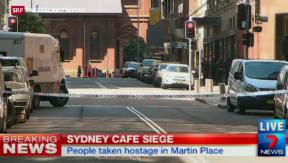 Video «Terror-Alarm in Sydney» abspielen