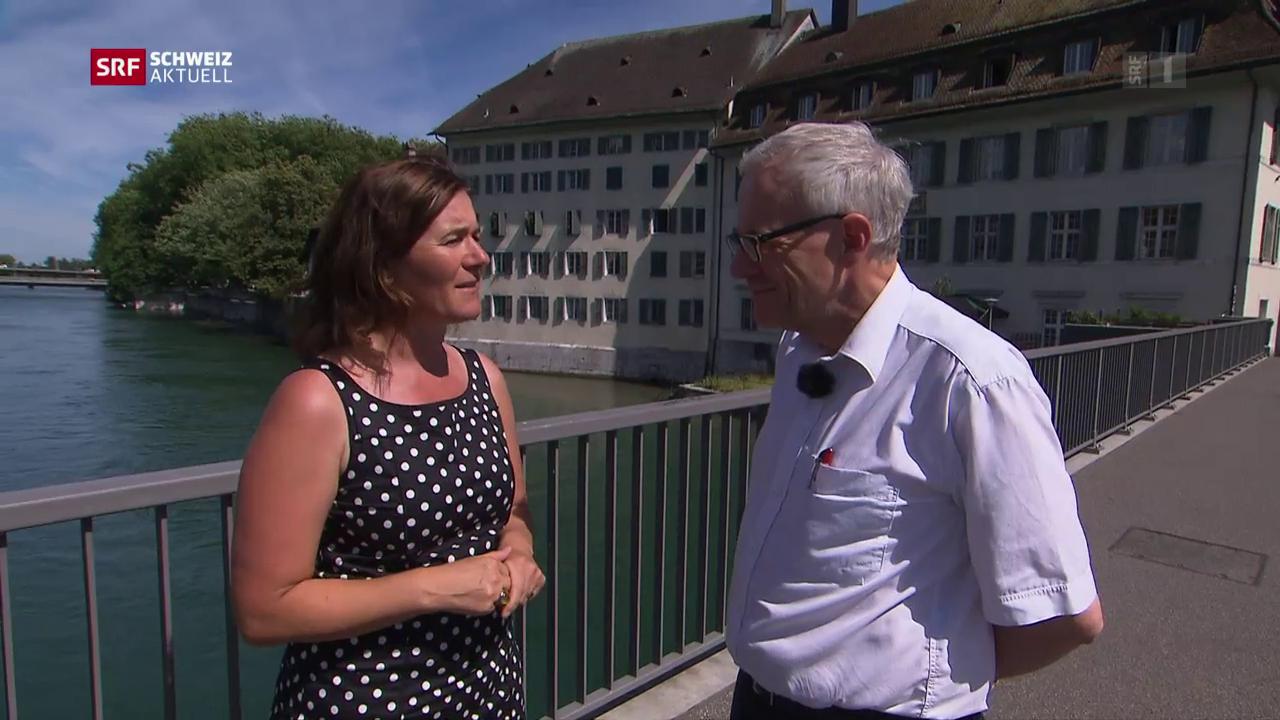 Solothurner Stadtpräsident-Kandidaten