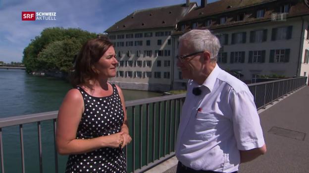 Video «Solothurner Stadtpräsident-Kandidaten» abspielen