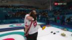 Video «Mixed Curling: Unsere ersten Medaillengewinner» abspielen