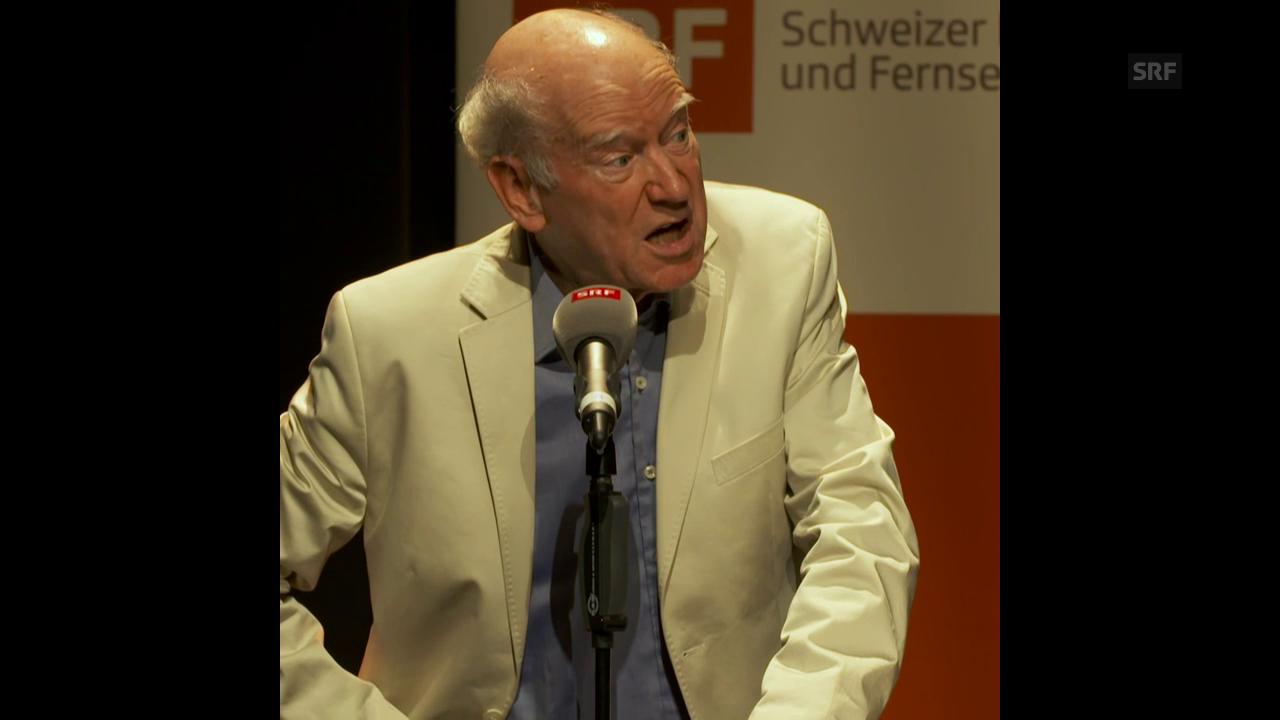 «Es bärndütsches Gschichtli» von Franz Hohler