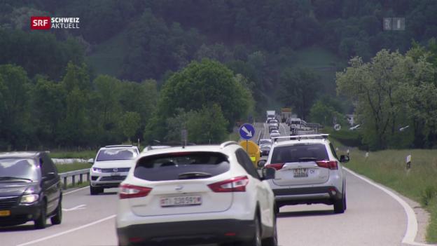 Video «Schweiz aktuell vom 07.05.2018» abspielen