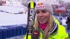 Video «Lindsey Vonn schreibt Sport-Geschichte» abspielen