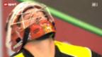 Video «Unihockey: WM-Halbfinal Schweiz - Finnland» abspielen