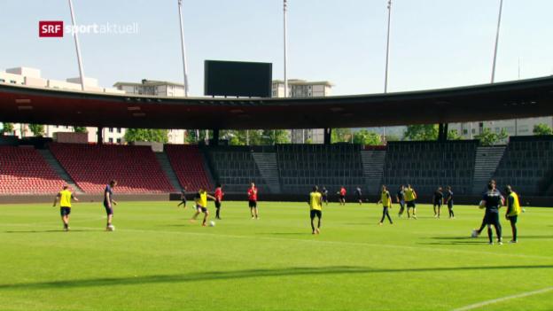 Video «Vorschau auf den Cup-Final» abspielen