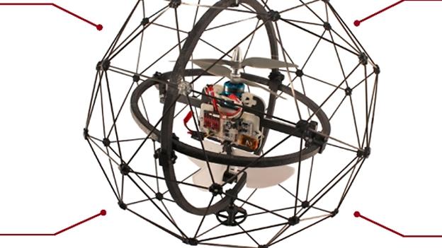 Schweizer Drohnen-Hersteller erhält 1 Million $