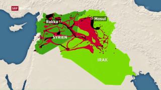 Video «Islamischer Staat unter Druck» abspielen