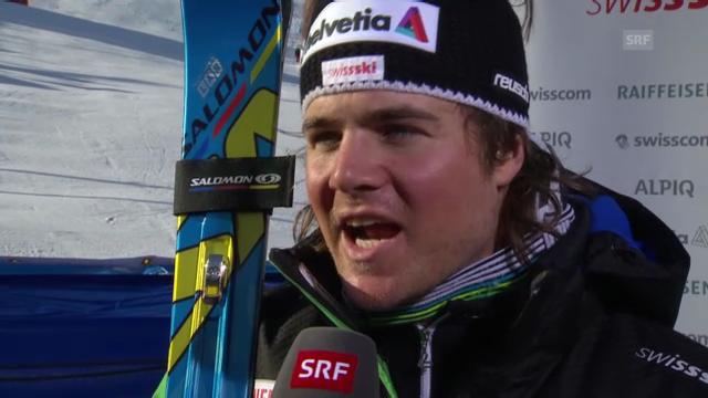 Ski: Interview Marc Berthod («sportlive»)