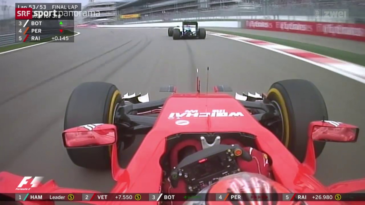 Formel 1: GP von Russland in Sotschi