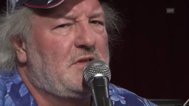 Video «Peach Weber und seine Version von Trampolin» abspielen