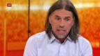 Video «Studiogast: Fussballtrainer Martin Schmidt» abspielen