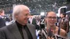 Video «Schnelle Boliden in Genf» abspielen