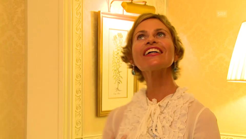 Irina Beller schwärmt von ihrem Mann