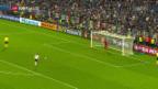 Video «Das verrückte Elfmeterschiessen im Viertelfinal» abspielen