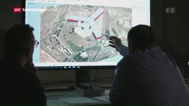 Video «Das «Schlachthaus» Saidnaya» abspielen