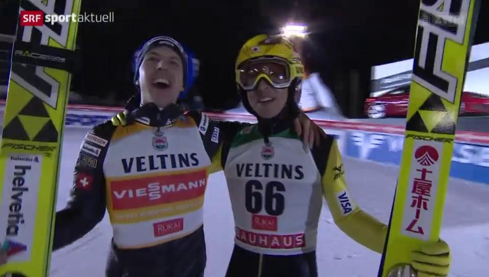 Skispringen: Weltcup in Kuusamo