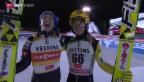 Video «Skispringen: Weltcup in Kuusamo» abspielen