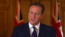 Video «Cameron will IS bekämpfen» abspielen
