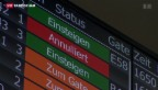 Video «Erst die Züge jetzt die Flüge» abspielen