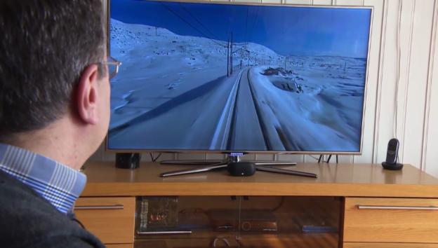Video ««Slow TV» oder die Lust an der Langsamkeit» abspielen